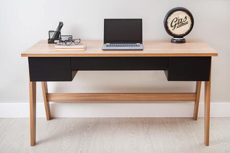 26106HB TrendLine 3-Drawer Home Office Desk in