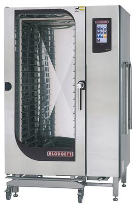 BCT202E Single Electric Boiler based Roll in Combination-Oven and Steamer with Touchscreen Control  Multiple modes  Self cleaning system   Stainless Steel