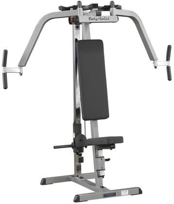 GPM65 Body Solid Plate-Loaded Pec Machine with DuraFirm Padding and Adjustable