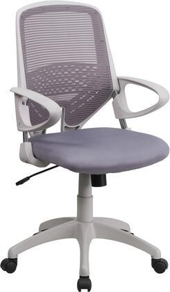 Flash Furniture H-0549FX-DK-GY-GG 37.25