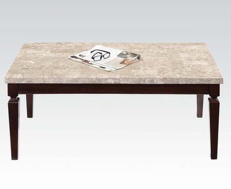 80480 Agatha Coffee Table with Marble