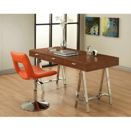 Dublin FB-517-DL-110 Office Set with Fountainbleau 62