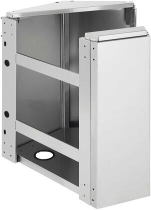 CAD-BND Corner Bend Unit for Outdoor Kitchens (Solid Surface Sold