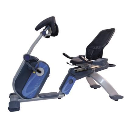 B5R Endurance Recumbent Bike with LCD Toucscreen Display and Wireless HRC  Up to 16 Levels of Resistance  Commercial