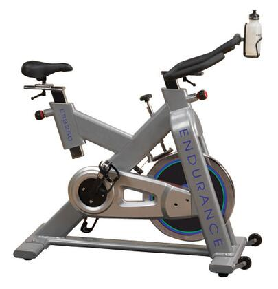 ESB250 Endurance Exercise Bike with 44-Pound Flywheel and Dual-Sided