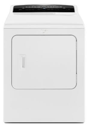 Cabrio WGD7300DW High-Efficiency Front Load Gas Dryer with 7.0 cu. ft. Capacity  23 Dry Cycles  5 Temperature Settings   Advanced Moisture Sensing and LED 429817