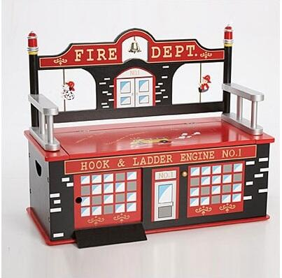 LOD20036 Firefighter Bench Seat w/