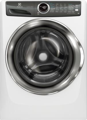 Electrolux EFLS527UIW 27 Inch Front Load Washer with 4.3 cu. ft. Capacity, 9 Wash Cycles, in White