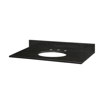 GRUT370BK_Stone_Top__37inch_for_Oval_Undermount_Sink__in_Black