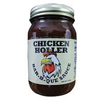 SFCH16 US Stove Company Chicken Holler Barbaque Sauce Honey and Roasted