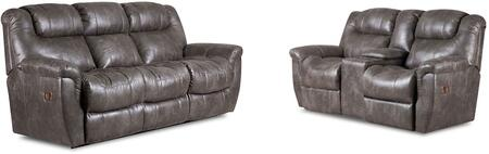 Montgomery Collection 216430314SL 2-Piece Living Room Set with Sofa and Loveseat in Padre