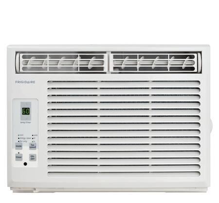 Frigidaire - 5,000 BTU Window Air Conditioner - White FFRE0533S1