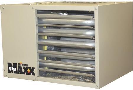 Mr. Heater Big Maxx 125,000 BTU Natural Gas Heater with Propane Conversion Kit Multi