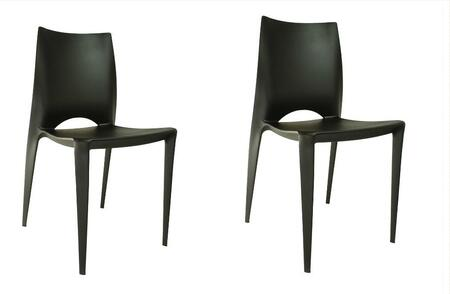 AL10005 Dolce Chair With Abs Frame In