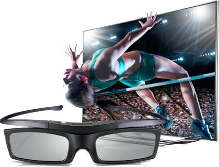SSG5150GB 3D Active Glasses with 150 Hours Battery Life  Fits Over Glasses  Comfortable Design  and Ready to Wear in 348715