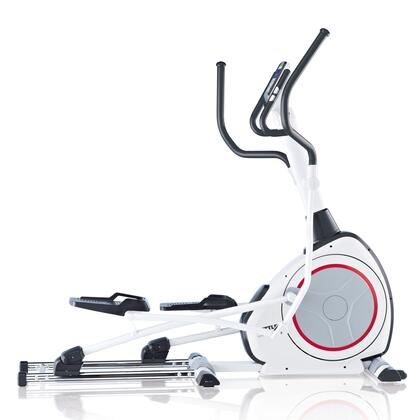 7643-500 ELYX 1 Elliptical Machine  with LCD Computer Display  2 Different Heart Rate Monitors and Adjustable Foot