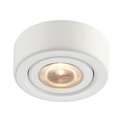A732DL/60 Alpha Collection 1 Light Recessed LED Disc Light In