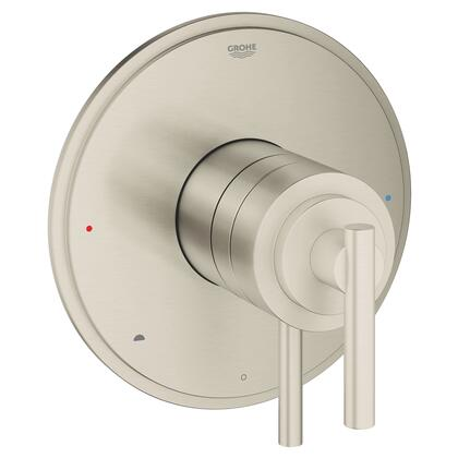 Grohe 19867EN0 Atrio Dual Function Pressure Balance Trim With Control Module, Brushed
