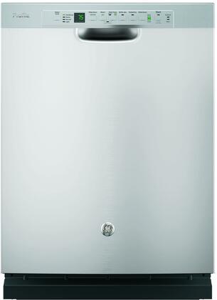 "GE Profile Series 24"" Built-In Dishwasher Stainless steel PDF820SSJSS"