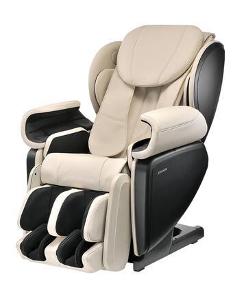 JMR0031-09NA J6800 - Ultra High Performance Deep Tissue Japanese Designed 4D Massage Chair with 46 Massage Techniques  31 Airbags  2 Ball 3D Massage Head