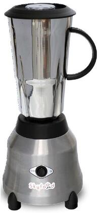 Li-2.0 64 Oz. Silenzio Blender With Noise Reduction  18 000 Rpm Motor  And Stainless Steel