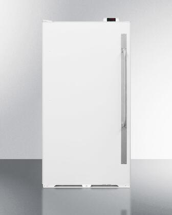 SCUF18NCLHD Commercially Approved Upright Freezer with True