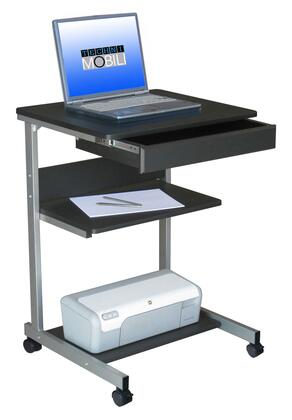 RTA-B018-GPH06 Techni Mobili Rolling Laptop Desk with