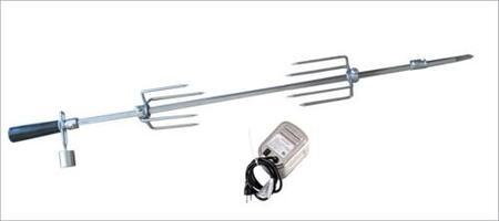 VCST13RK Rotisserie Kit (Motor  Brackets  Spit Rod) For VCT323SS (Fits VCS322SS 298527