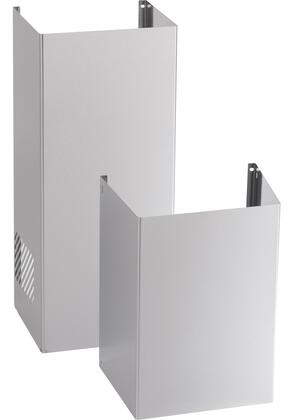 JXDC72SS 9 ft. Ceiling Duct Cover Kit in Stainless