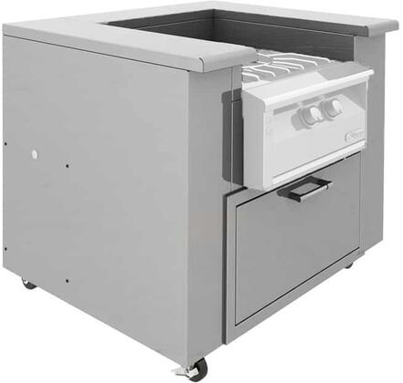 AXEVPCOUNTER Stainless Steel Counter with