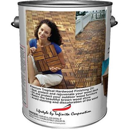 814495011911 One Quart Tropical Hardwood and Teak