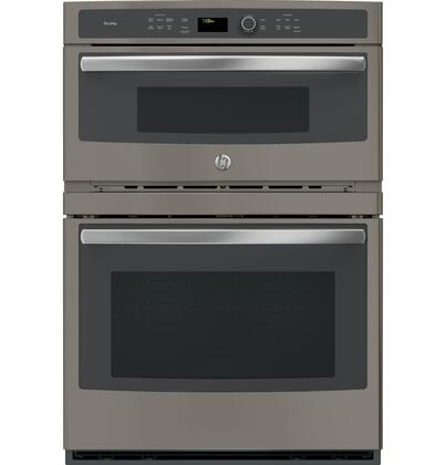GE Profile PT7800EKES Electric Combination Wall Oven