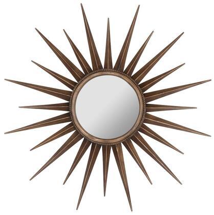 40163 Remi Mirror in Bronze Finish  Beveled
