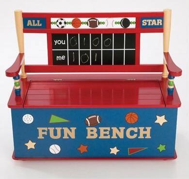 LOD20023 All Star Sports Bench Seat w/