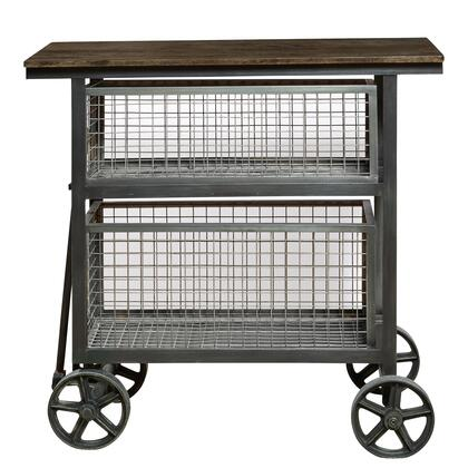 P020471 Harold Accent Cart Sideboard In