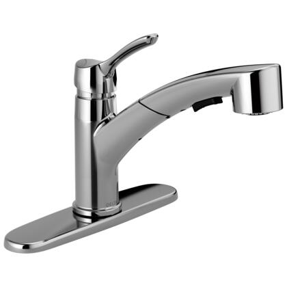 4140-DST Delta Classic: Single Handle Pull-Out