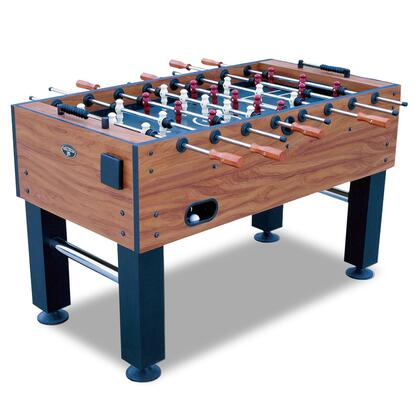 "FT250DS Manchester 55"""" Foosball Table with 2 Cup Holders  an Abacus-style Scoring and Leg"" 309861"
