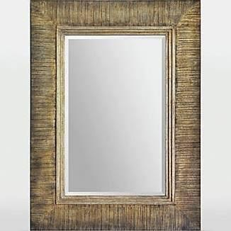 MT1432 34x46 Gotland with Glass(Mirror ) + MDF Frame in Hand Painted