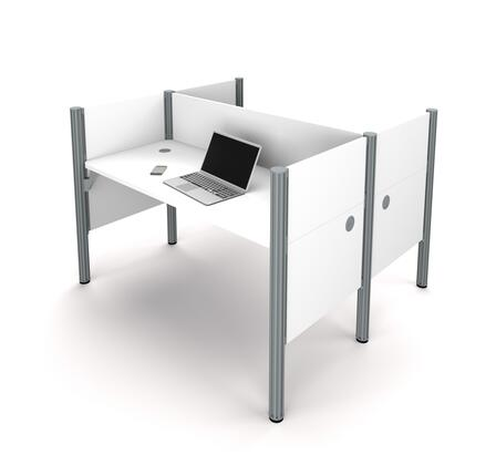 100870C-17 Pro-Biz Double face to face workstation in