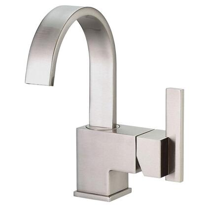 D221544BN Sirius 4 in. Single-Handle Bathroom Faucet in Brushed Nickel with Side