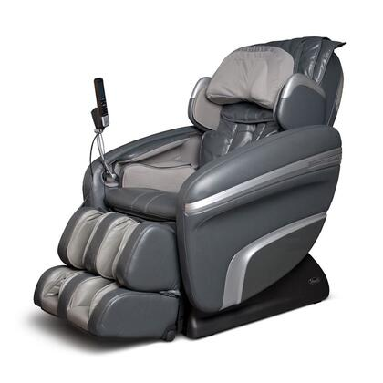 OS-7200H-C Massage Chair with Zero Gravity Position  Computer Body Scan  51 Air Bag Massage  MP3 & iPod Connection with Built-in Speakers  Outer Shoulder
