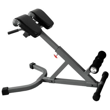 XM-4428 XMark 45 Degree Ab Back Hyperextension Roman