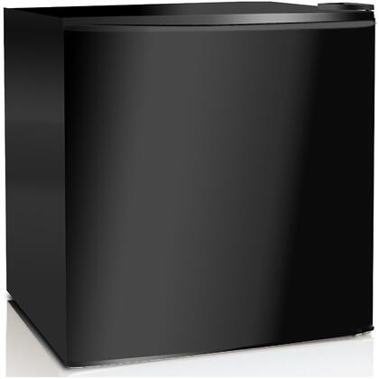 FR52-11B 19 inch  Upright Freezer with 1.1 cu. ft. Capacity  Environment-friendly Technology  Reversible Door  Mechanical Temperature Control and Adjustable Leg in