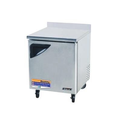 TWF28SD 7 cu. ft. Super Deluxe Series Worktop Freezer with Efficient Refrigeration System  High Density PU Insulation  Stainless Shelves and Incandescent