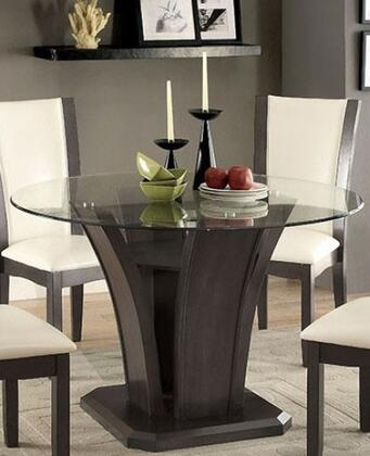 Manhattan I Collection CM3710GY-RT-TABLE 54