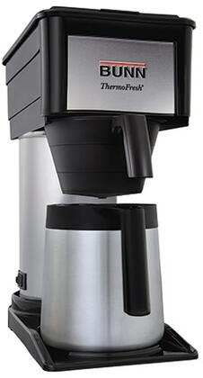 38200.0017 10 Cup Velocity Brew BT Thermal With Internal Hot Water Tank  Bunn-engineered Sprayhead  Double Wall Vacuum Insulated  in