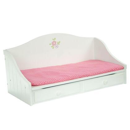 TD-0096A Teamson Kids - Little Princess 18 Doll Furniture - Trundle