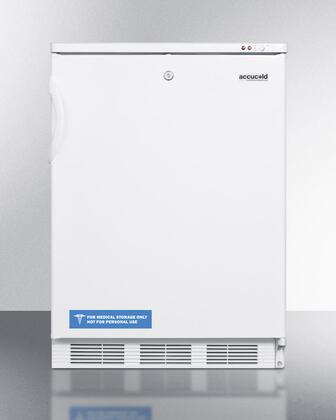 VT65ML7BI Commercially Approved Medical Upright Freezer with