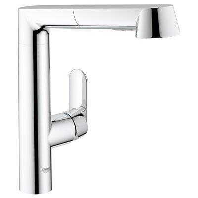 Grohe 32178000 K7 Single-Handle Kitchen Faucet, Starlight