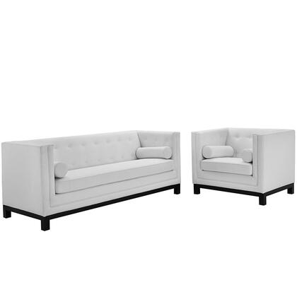 Click here for EEI-1781-WHI-SET Imperial 2 Piece Living Room Set... prices